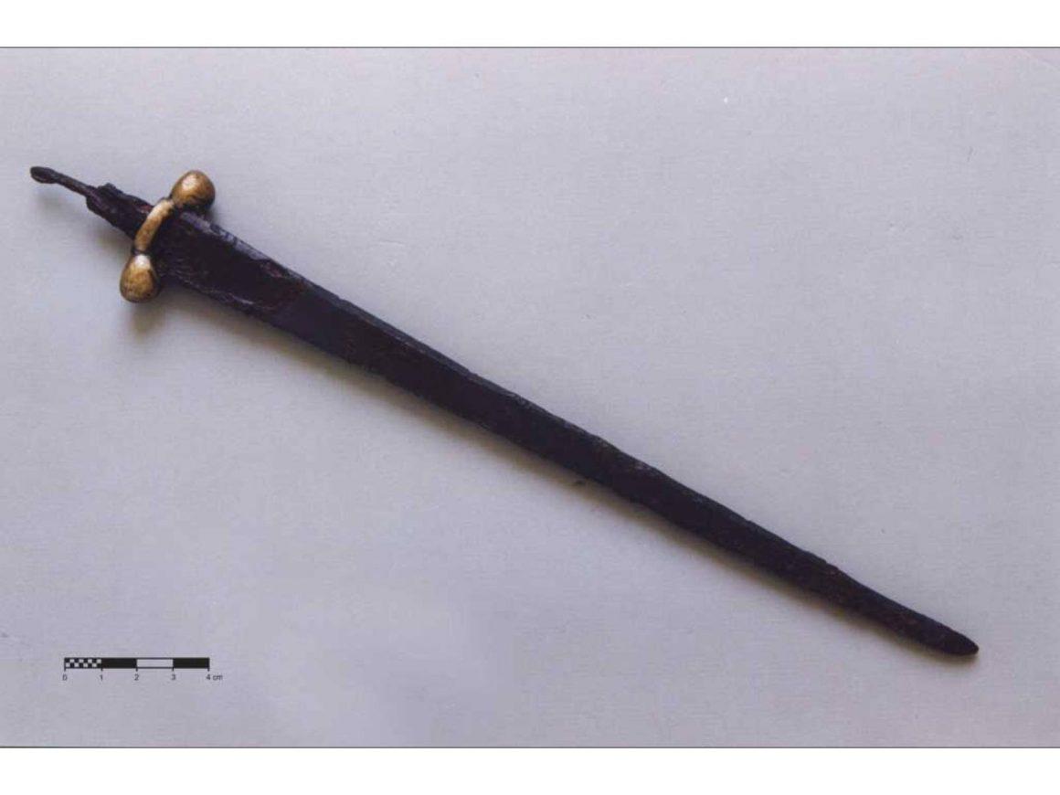 Puñal medieval