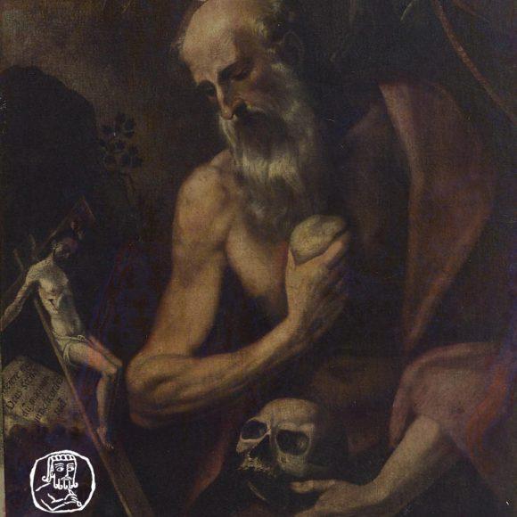 San Xerónimo penitente
