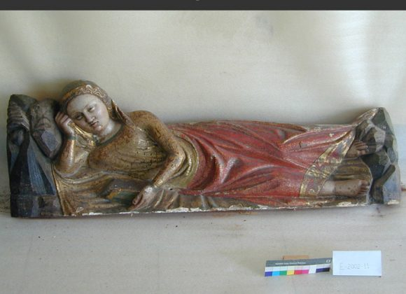 Restauración de retablo de madeira