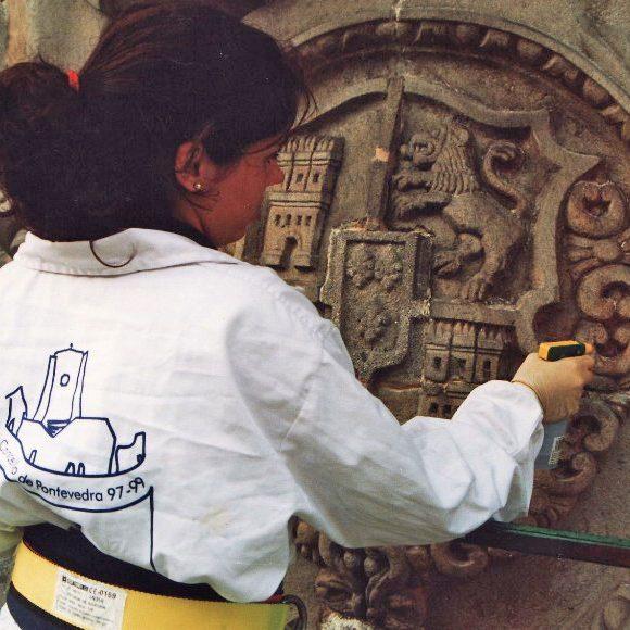 Escudos de Pontevedra