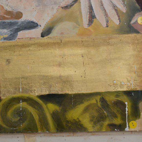Ortofoto pintura mural