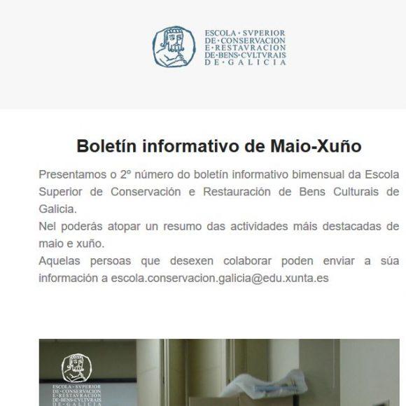 Boletín Maio Xuño