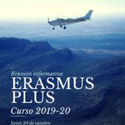 Reunión informativa Erasmus Plus