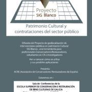 Presentación do proxecto SIG Blanco
