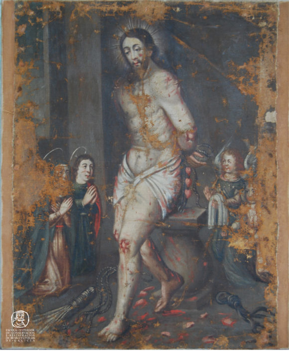 Flaxelación de Cristo