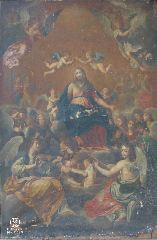 Coroación da Virxe