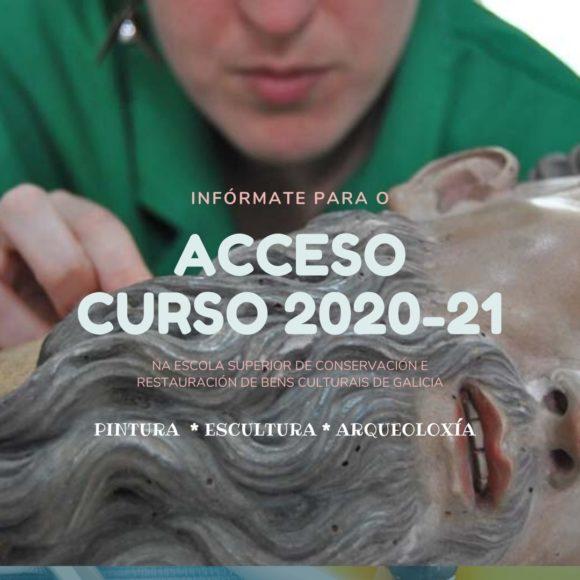 Acceso curso 2020-21