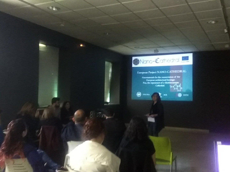 Conferencia de Luciana Festa, Università di Frosinone