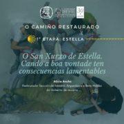 Conferencia: O camiño restaurado. Estella