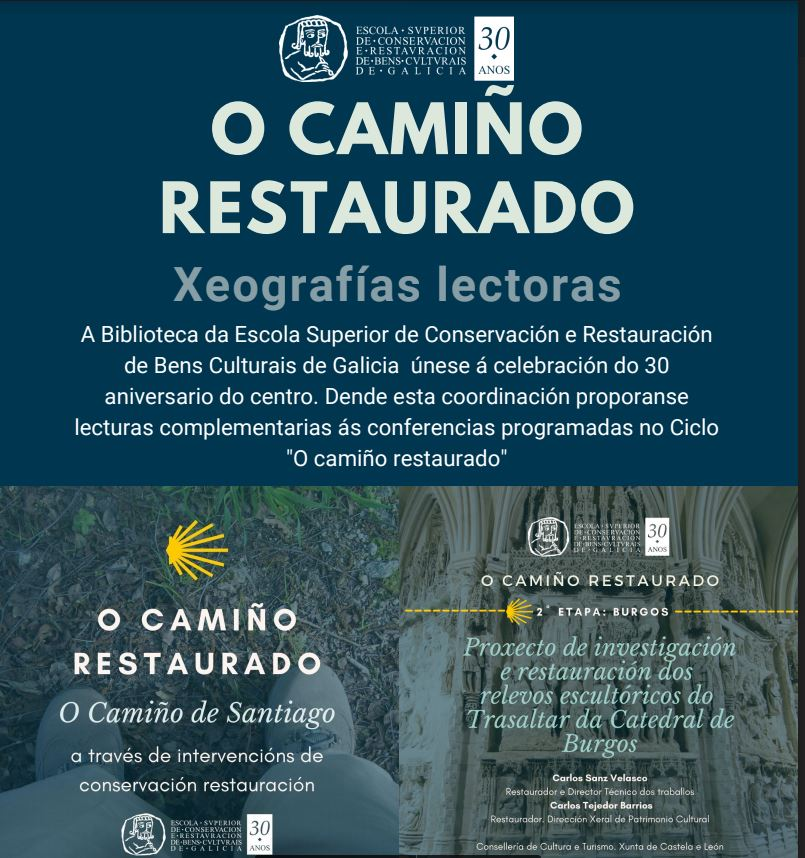 Xeografías lectoras. Burgos