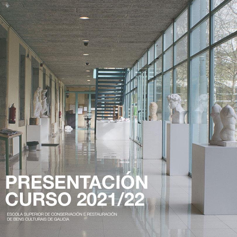 Presentación curso 2021-22