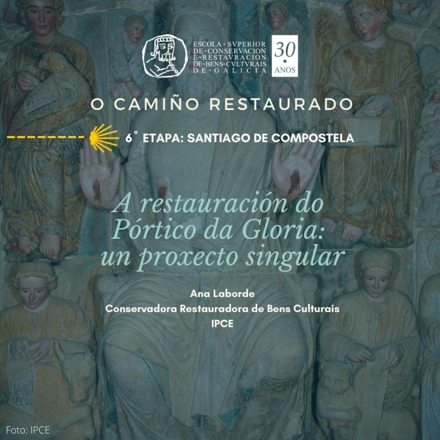 Conferencia. O Camiño Restaurado. Santiago de Compostela