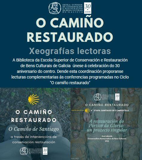 Geografías lectoras. Santiago de Compostela